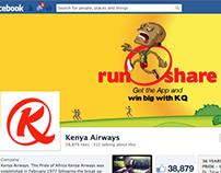 KQ Marathon Share App