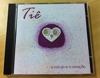 Criação de CD e LP