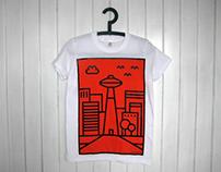 Bratislava UFO T-shirt