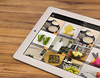 Tenfoot - Web app for tablets