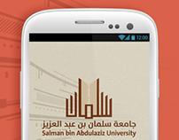 Salman bin Abdulaziz Univ. App