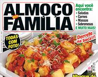 Almoço em Família, nº 1 - Editora Alto Astral