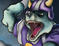 MINNESOTA VIKINGS WOLF