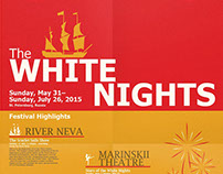 The White Nights Festival Poster Set