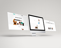 Pawzii (UI/Branding)