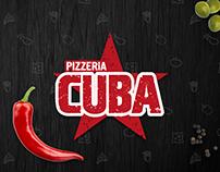 Pizza App - Pizzeria Cuba