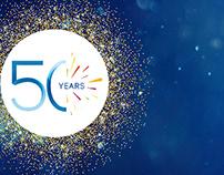 Tema para Festa 50 anos Virbac