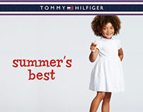 Tommy Hilfiger Animated Email