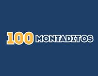 100 Montaditos Rebranding
