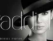Faddish typeface
