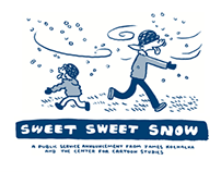 Sweet Sweet Snow Poster