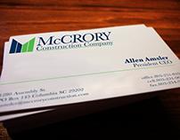 McCrory Construction Company