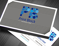 Print Block Rebranding