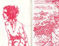 Artist Book - Summer 2012