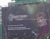 Campaña de lanzamiento Conquis 2018