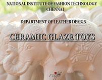 Ceramic Glaze Toys