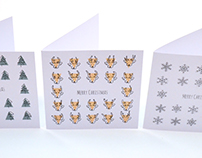 Christmas Card Illustrations