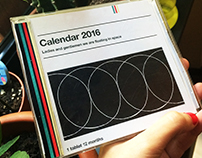 Spiritualized Calendar 2016