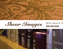 Shear Images Salon Materials