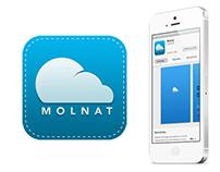 Molnat - Contact Backup