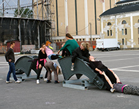Ange Taggart / Moving In Helsinki