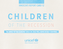 UNICEF - Children of the Recession