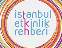 İstanbul Etkinlik Rehberi Logo Çalışması