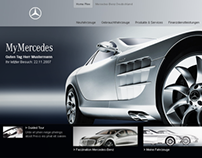 My Mercedes, CRM Platform