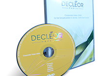Decléor DVD - Authoring DVD