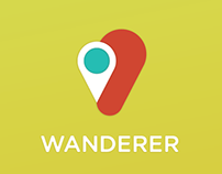 Wanderer_Mobile App Design