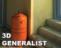 jcmontero Render TD, 3D Generalist Portfolio