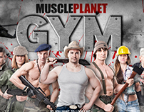 Muscle Planet Gym
