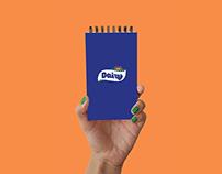 Dairy logo design