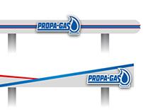 Branding Propa-Gas