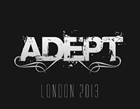 Adept London 2013