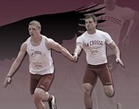 UW-La Crosse Track & Field   Promotion & Poster Design
