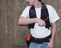 Tactical Home Improvement utility holster