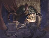 Council of Snakes (Secret Council)
