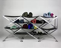 Accordion Shelves