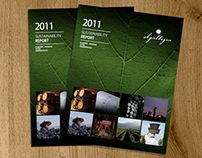 Viña Apaltagua - Reporte Sostenibilidad 2011