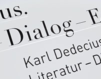 Karl Dedecius. Literature – Dialogue – Europe