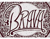 Brava skateboards - First deck series !