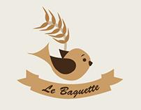 LE BAGUETTE BREAD
