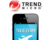 Trend Micro - Traveler App