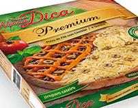 NONNA DICA - EMBALAGEM PIZZA