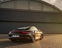 Porsche 911 GTS for Porsche Tallinn