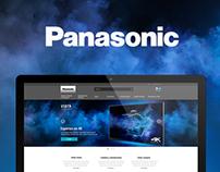 Panasonic - Web Site