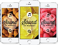 UI Design | Sound of Market