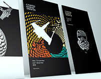 Cinema Poster Awards brand identity