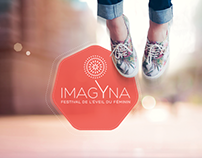 web / print visuals for imagyna